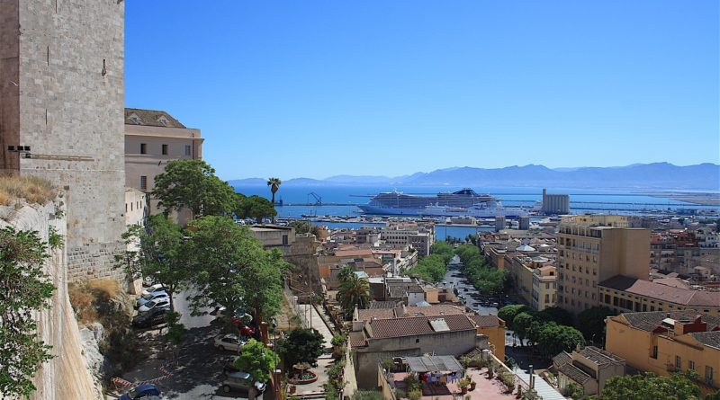 Centro storico di Cagliari