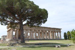Paestum, luogo ricco di storia