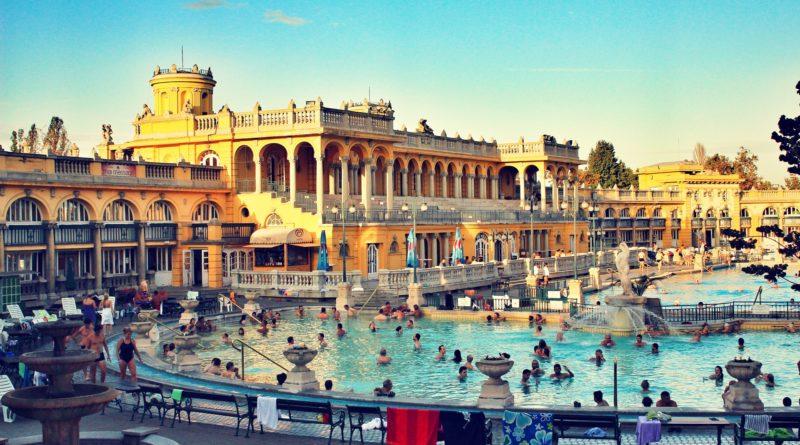 Le terme all'aperto più grandi del mondo a Budapest