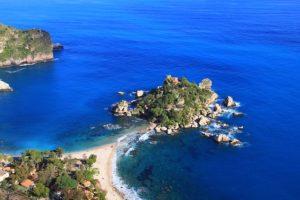 Mare azzurro della Sicilia