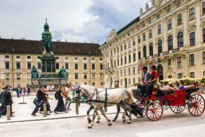 Hofburg Palacedi Vienna