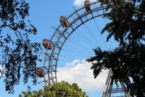 La ruota panoramica di Vienna