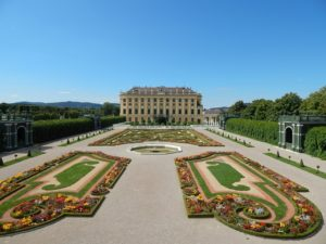Schonbrunn, palazzo reale di Vienna