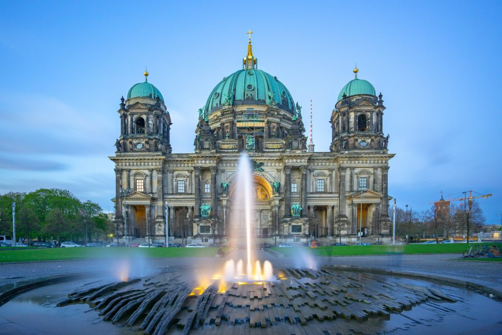 Duomo tra le mete di Berlino