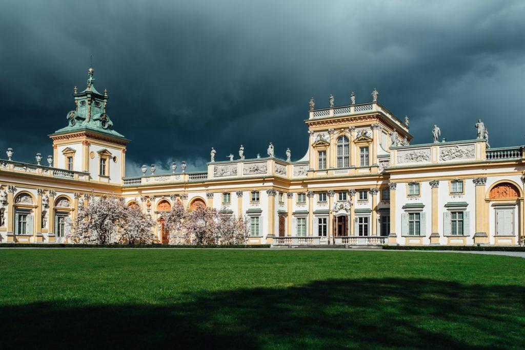 Varsavia palazzo wilanow