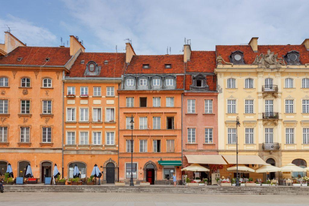 Varsavia centro