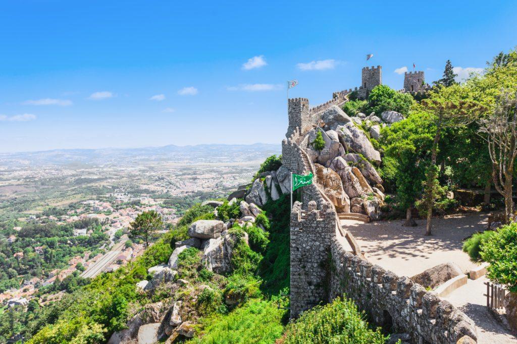 Castello dei Mori, il castello di Sintra