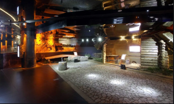 Museeo sotterraneo tra i musei da visitare a Cracovia