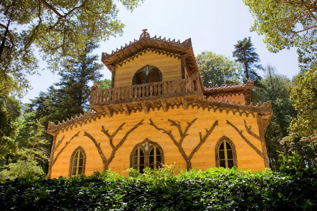 Parque da Pena una cosa da vedere a Sintra