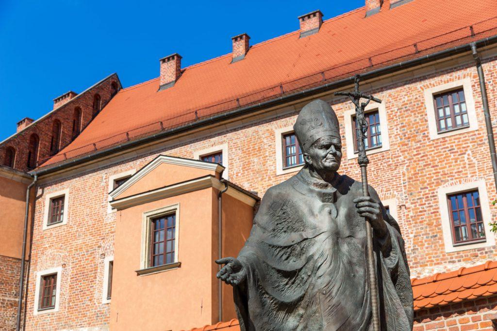 I luoghi di interessa a Cracovia di Karol Wojtyla