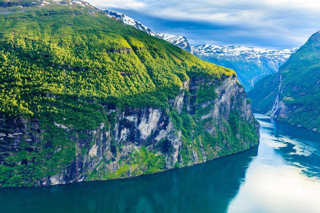La norvegia e i suoi bellissimi fiordi