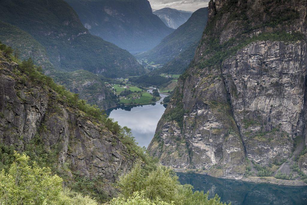 Trollfjord il fiordo più piccolo della Norvegia