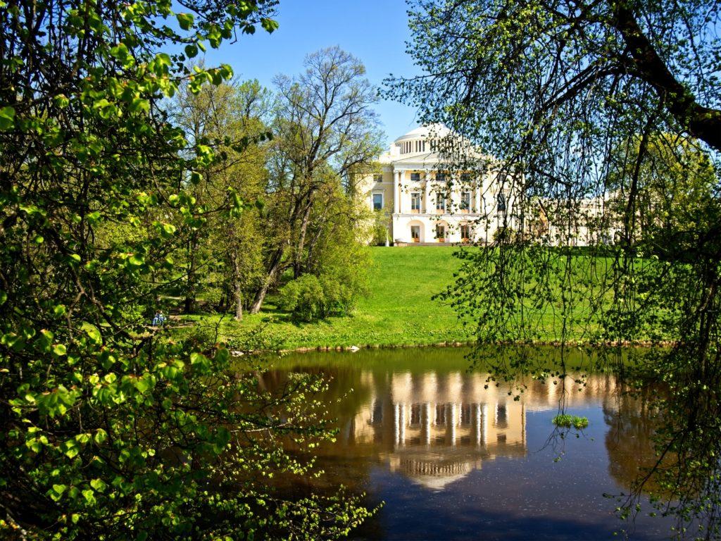 Giardino e Palazzo d'Estate a San Pietroburgo