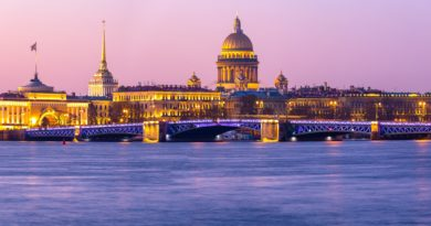 Cosa vedere a San Pietroburgo in Russia