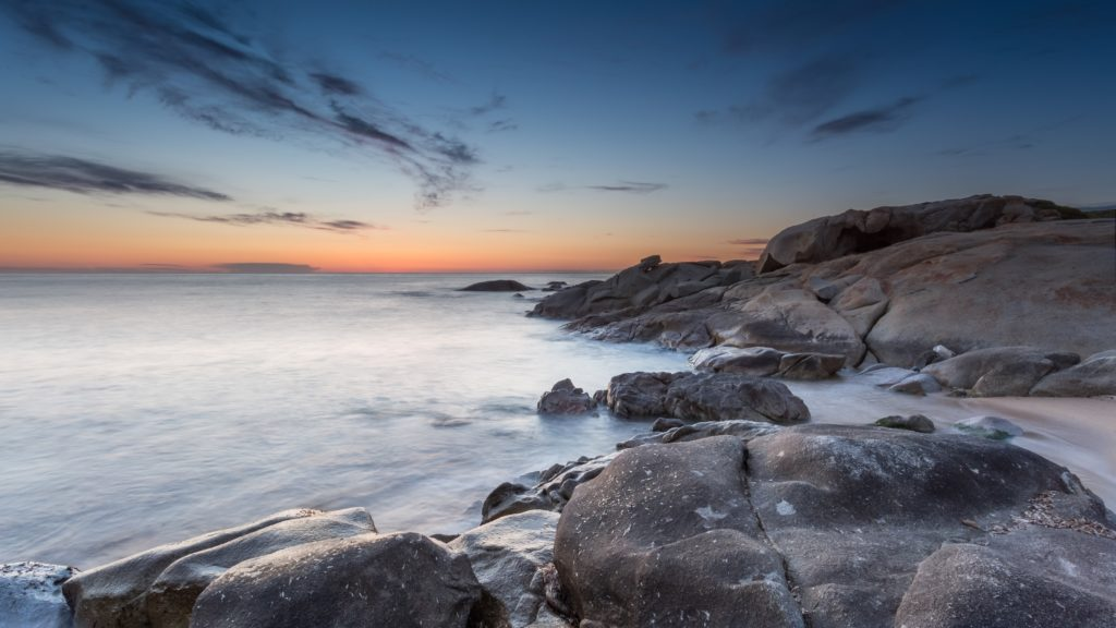 Algajola tra le spiagge più belle di Calvi