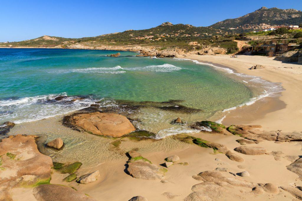Spiaggia della Corsica