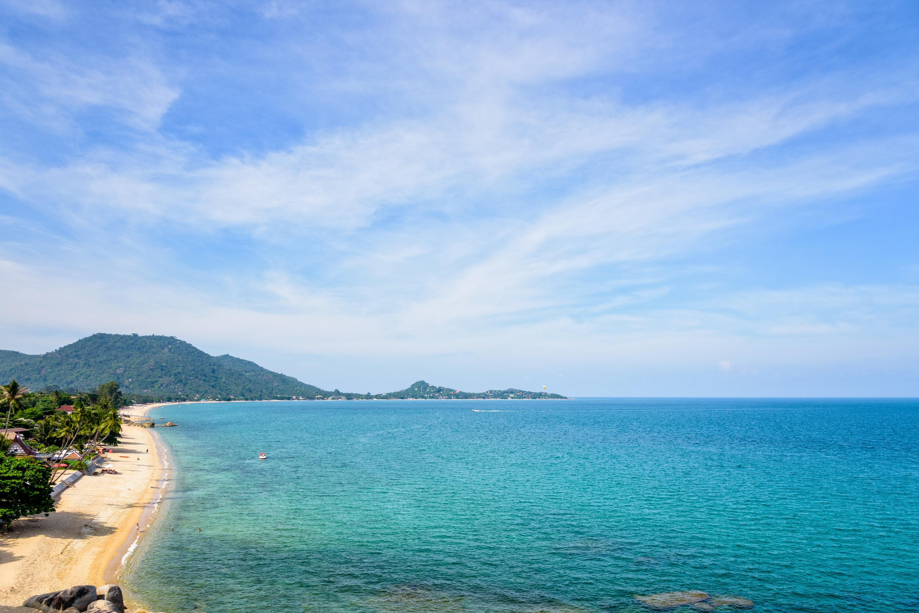 Mare più bello del mondo in Thailandia