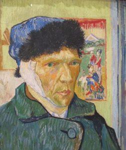 Tra i ritratti di Van Gogh anche uno di se stesso